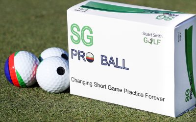 SG Pro Balls – now you can finally understand how to perfect your short game