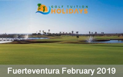 Fuerteventura 24th February – 3rd or 6th March 2021