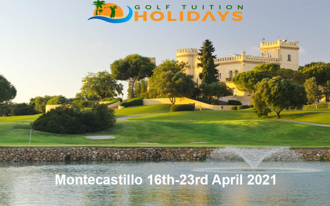 Barcelo Montecastillo 5* April 2021